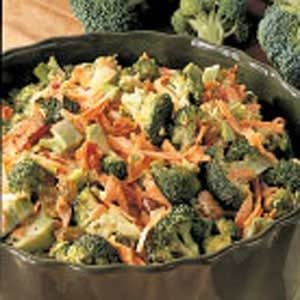 Carrot Broccoli Salad Recipe