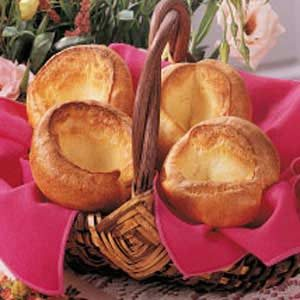 Popovers for Two Recipe