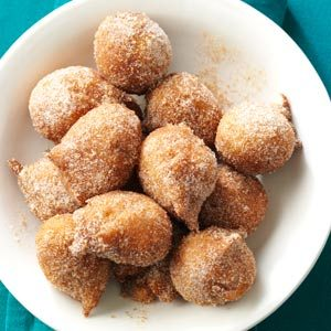 Banana Beignet Bites Recipe