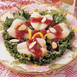 Cranberry Pear Salad Recipe