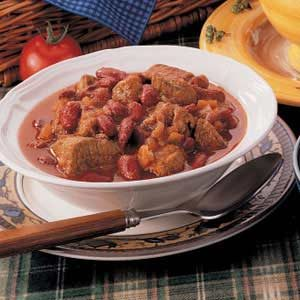 Quick Chunky Chili Recipe