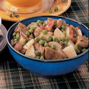 Thick Beef Stew Recipe