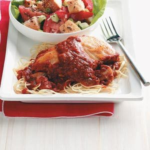 Chicken Marinara Recipe