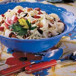 Fruited Cabbage Salad Recipe