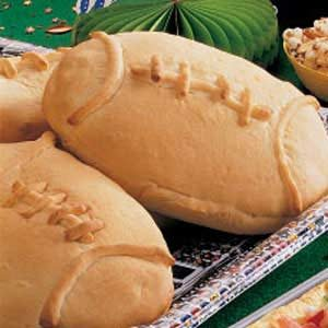Quarterback Calzones Recipe