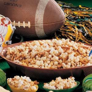 Sideline Snackers Recipe