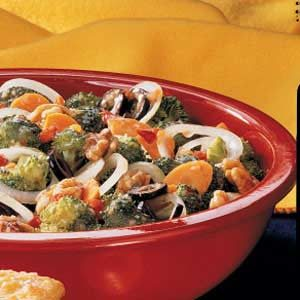 Marinated Broccoli Salad Recipe