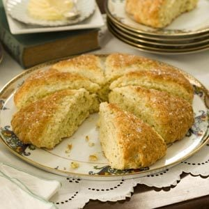Rosemary-Lemon Scones Recipe