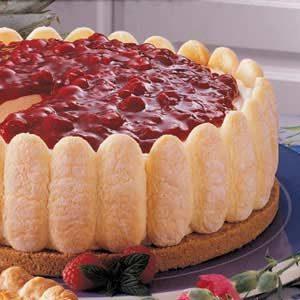 Favorite Ladyfinger Cheesecake Recipe