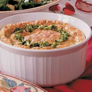 Broccoli Souffle Recipe