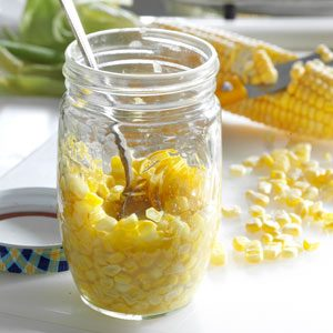Freezer Sweet Corn Recipe