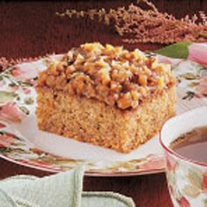 Microwave Oatmeal Cake Recipe