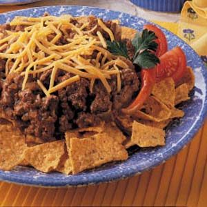 Taco Plate for Two Recipe
