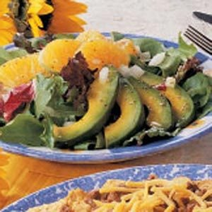 Avocado Orange Salad Recipe