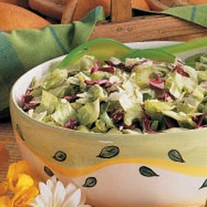 Cabbage Tossed Salad