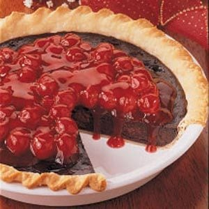 Black Forest Pie Recipe