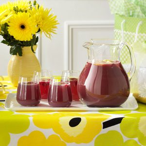 Champagne Fruit Punch Recipe