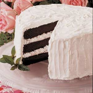 Cupid's Chocolate Cake Recipe