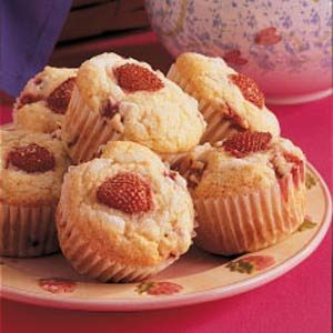Touch of Spring Muffins Recipe