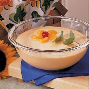Creamy Orange Salad Recipe