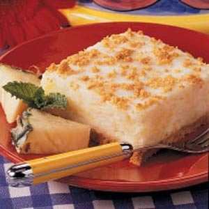 Marshmallow Graham Dessert Recipe