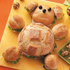 Sandwich Bear Recipe