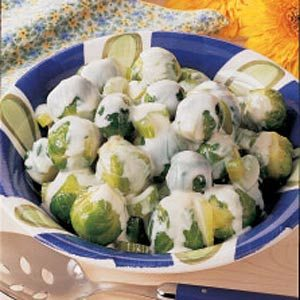Brussels Sprouts Supreme Recipe