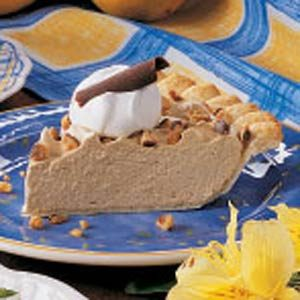 Coffee Mallow Pie Recipe