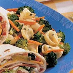 Broccoli Tortellini Salad Recipe