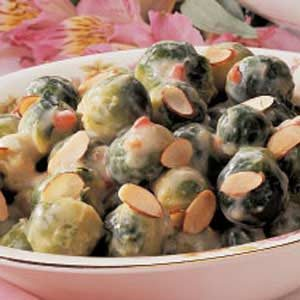 Special Brussels Sprouts