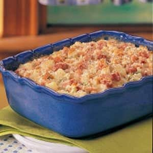 Mother's Ham Casserole Recipe
