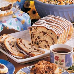 Raisin Cinnamon Bread Recipe
