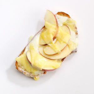 Apple-Gouda Melts Recipe