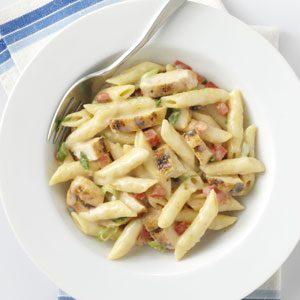 Quick Cajun Chicken Penne Recipe