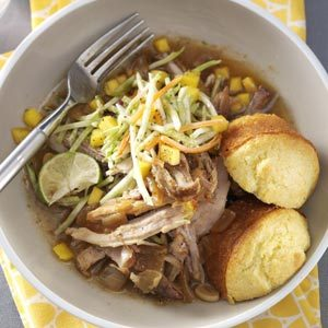 Conga Lime Pork Recipe