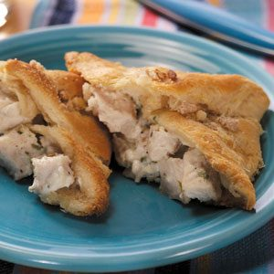Crescent Chicken Bundles Recipe