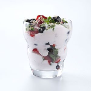 Star-Spangled Parfaits Recipe