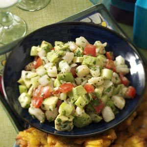 Shrimp and Avocado Salsa Recipe