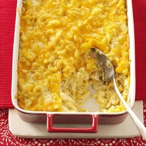 Cheesy Mac & Cheese Recipe