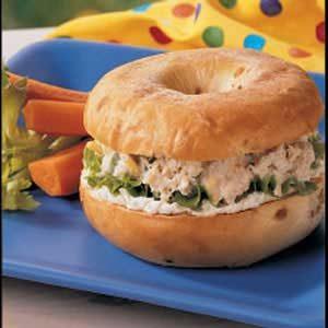 Crabby Bagels