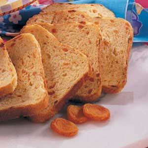 Apricot Nutmeg Bread Recipe
