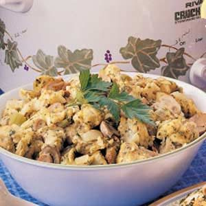 Moist Poultry Dressing Recipe