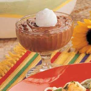 Peanutty Chocolate Pudding Recipe