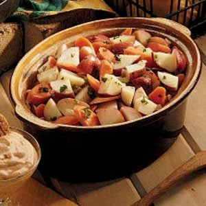 Red Potato Medley Recipe