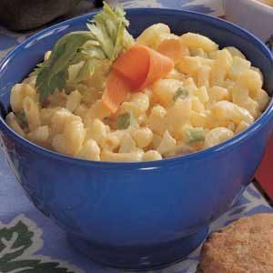Crunchy Macaroni Salad Recipe