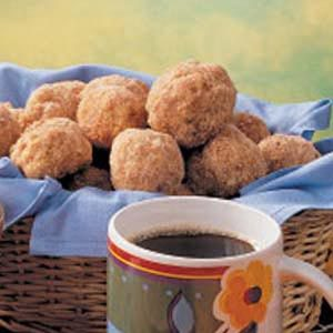 Cinnamon Breakfast Bites Recipe