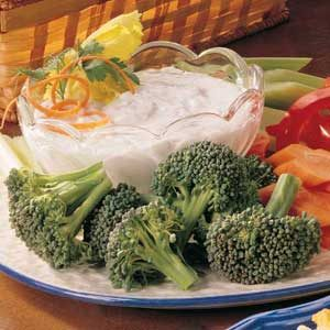 Herbed Cheese Dip Recipe