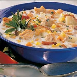 Anniversary Chowder Recipe