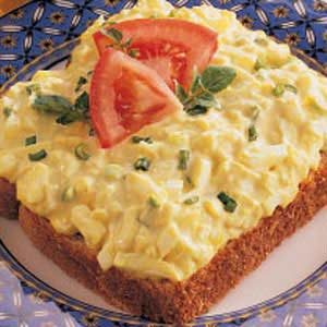 Zippy Egg Salad Recipe