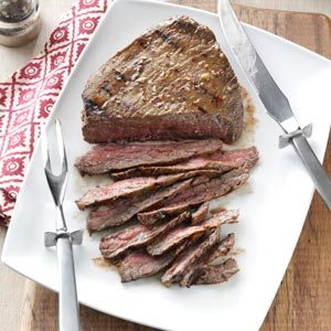 Dan's Peppery London Broil
